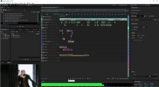 Screenshot 1 for Adobe Audition CC