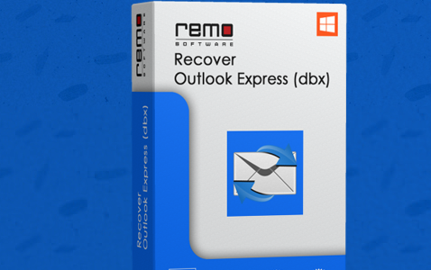Screenshot 1 for Remo Recover Outlook Express