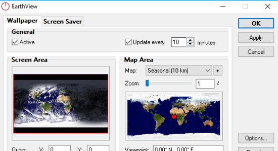 Screenshot 2 for EarthView