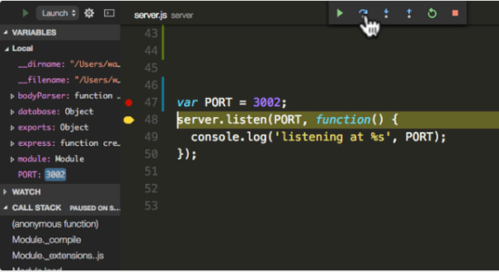 Screenshot 2 for Visual Studio Code