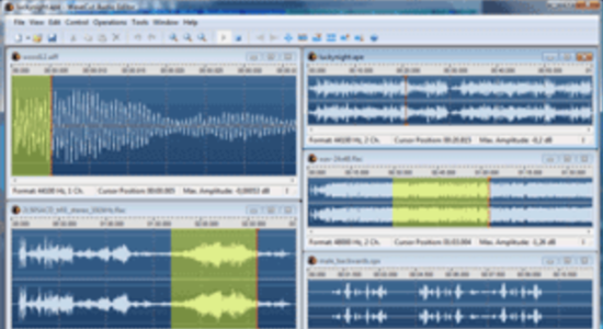 Screenshot 1 for WaveCut Audio Editor