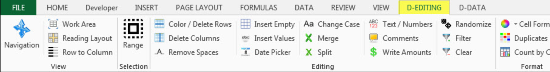 Screenshot 1 for Dose for Excel