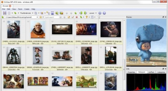 Screenshot 2 for XnView MP