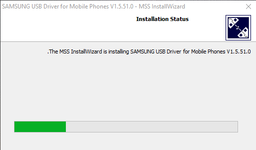 Screenshot 1 for Samsung USB Driver